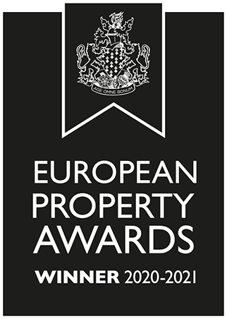 European Property Awards Winner 2020-2021