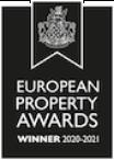 EUROPEAN PROPERTY AWARDS WINNER 2020-2021